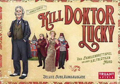 Kill Doktor Lucky Deluxe