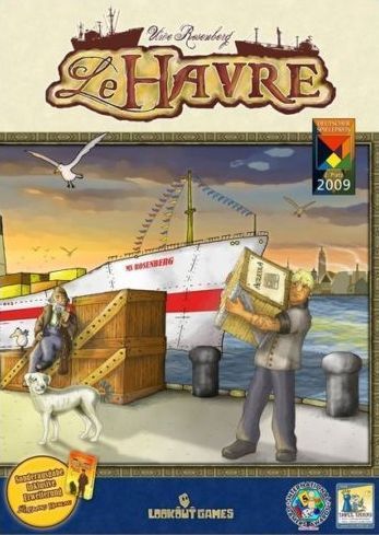 Cover Le Havre