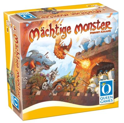 Cover Mächtige Monster