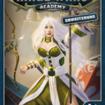 Cover Mage Wars Academy: Priesterin