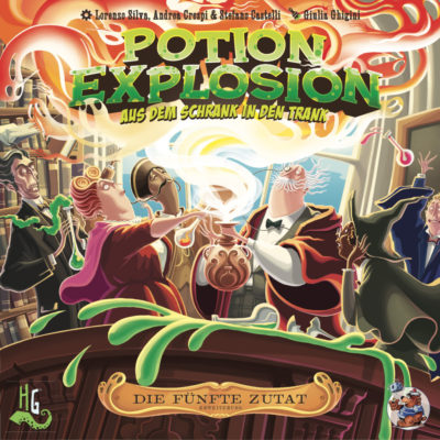 Cover Potion Explosion: Die 5. Zutat