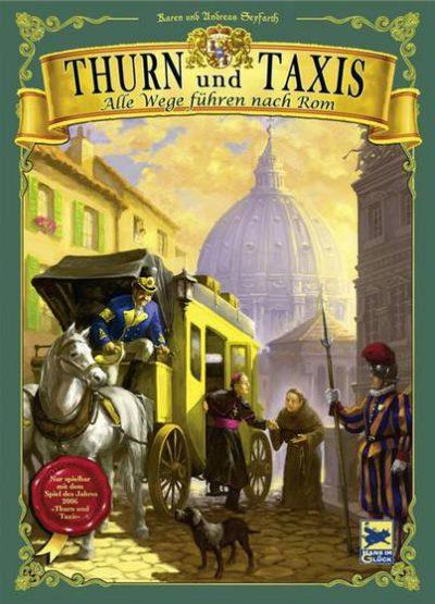 Thurn und Taxis: Alle Wegen führen nach Rom