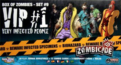 Zombicide: VIP #1