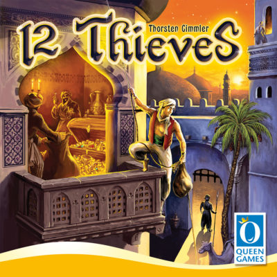 Cover 12 Thieves