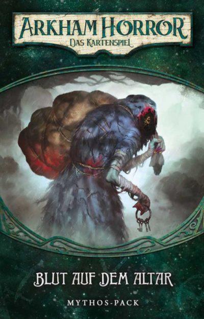 Arkham Horror: Das Kartenspiel – Blut auf dem Altar