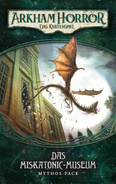 Arkham Horror: Das Kartenspiel – Das Miskatonic-Museum