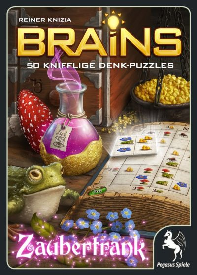 Brains: Zaubertrank