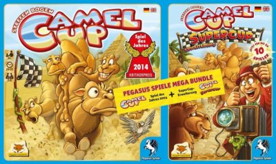 Camel Up + Supercup