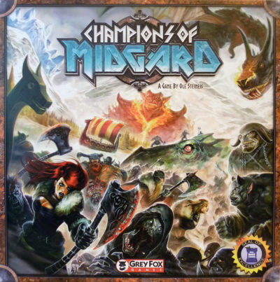 Cover Champions of Midgard