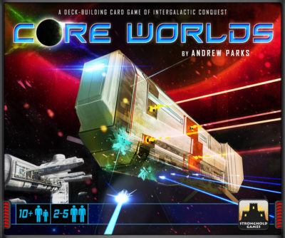 Cover Core Worlds
