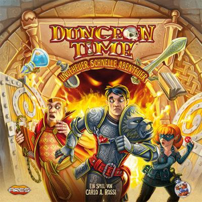 Dungeon Time – Ungeheuer schnelle Abenteuer