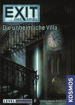 EXIT – Das Spiel: Die unheimliche Villa