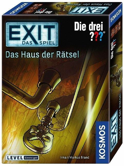Cover EXIT – Das Spiel: Das Haus der Rätsel