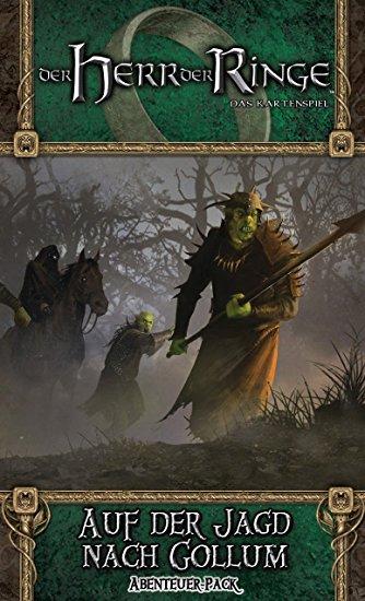 Herr der Ringe: Das Kartenspiel – Auf der Jagd nach Gollum