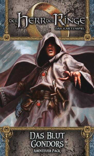 Cover Herr der Ringe: Das Kartenspiel – Das Blut Gondors