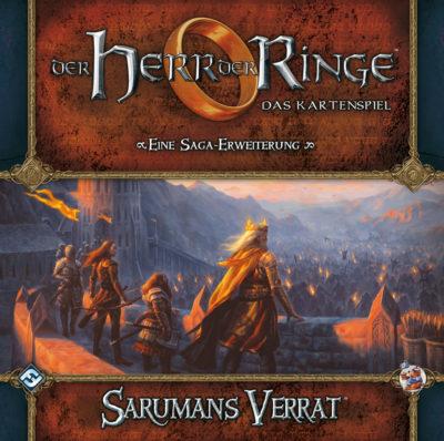 Herr der Ringe: Das Kartenspiel – Sarumans Verrat