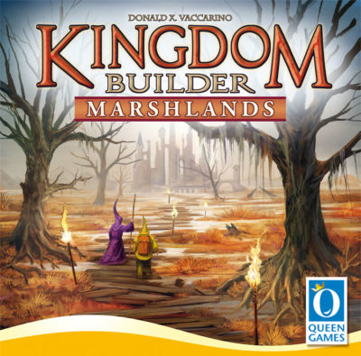 Cover Kingdom Builder: 3 / Marshlands