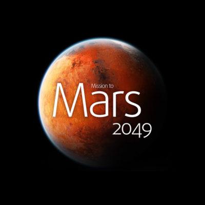 Mission zum Mars 2049