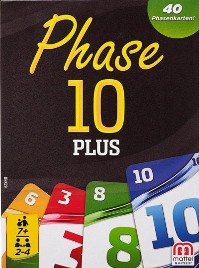 Cover Phase 10 Plus
