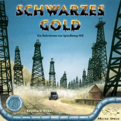 Cover Schwarzes Gold