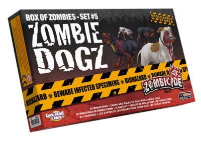 Zombicide: Zombie Dogz