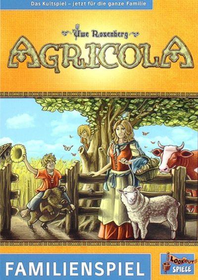 Agricola – Familienspiel