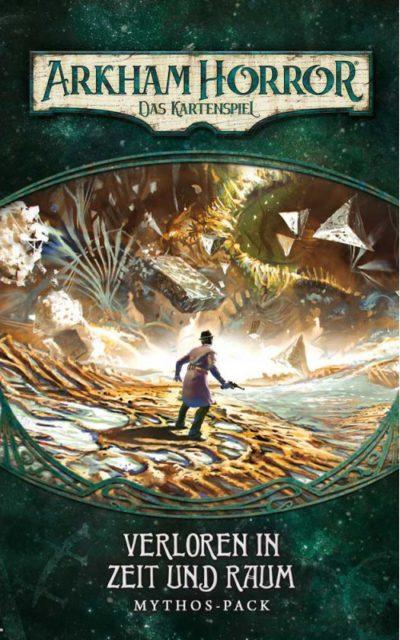 Arkham Horror: Das Kartenspiel – Verloren in Zeit und Raum