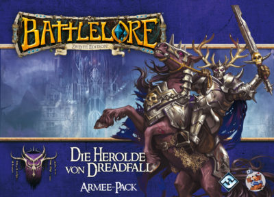 Battlelore (2. Edition): Herolde von Dreadfall