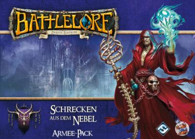 Battlelore (2. Edition): Schrecken aus dem Nebel