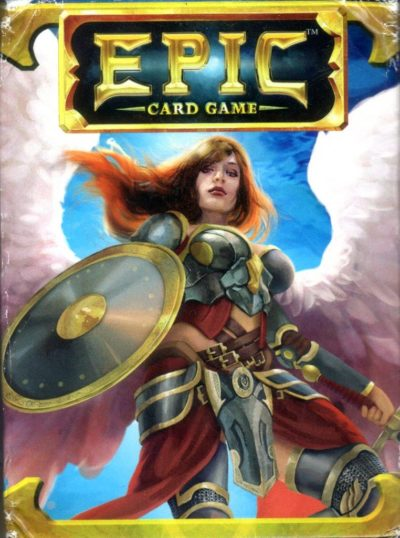 Cover Epic Card Game