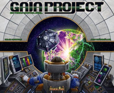 Cover Gaia Project
