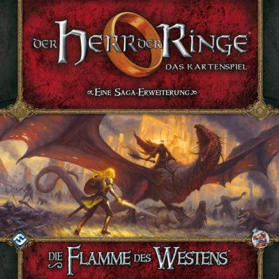 Herr der Ringe: Das Kartenspiel – Die Flamme des Westens