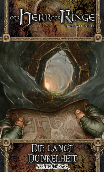 Cover Herr der Ringe: Das Kartenspiel – Die lange Dunkelheit