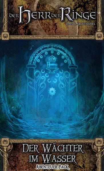 Cover Herr der Ringe: Das Kartenspiel – Der Wächter im Wasser
