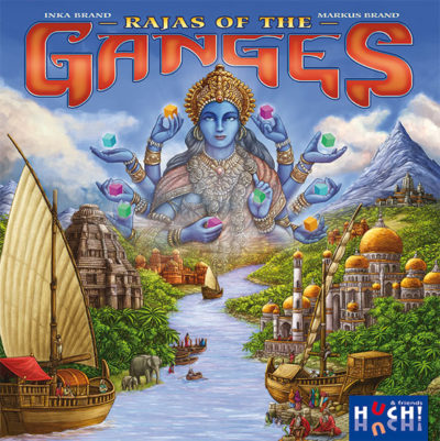 Cover Rajas of the Ganges