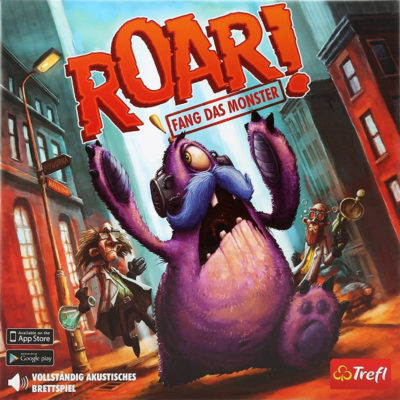 Roar! – Fang das Monster