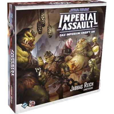 Cover Star Wars: Imperial Assault – Jabbas Reich