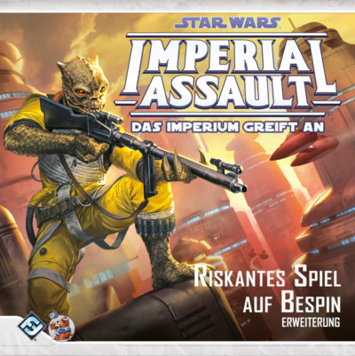 Cover Star Wars: Imperial Assault – Riskantes Spiel auf Bespin