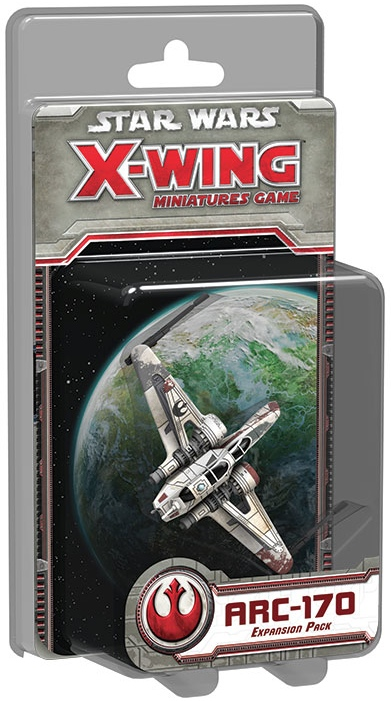 Star Wars: X-Wing – ARC-170