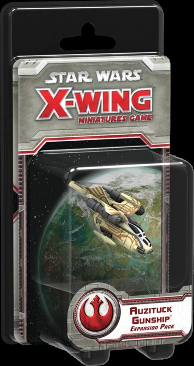 Star Wars: X-Wing – Auzituck-Kanonenboot