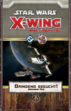 Star Wars: X-Wing – Dringend gesucht!