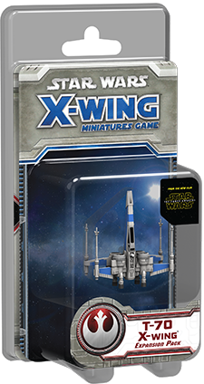 Star Wars: X-Wing – T-70-X-Flügler