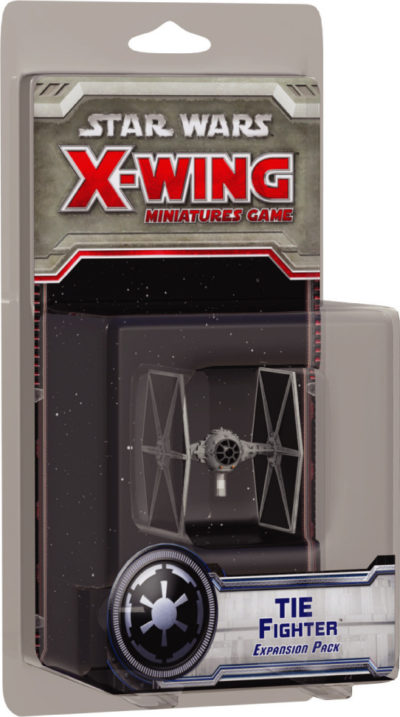 Star Wars: X-Wing – TIE Fighter