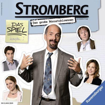 Cover Stromberg: Das große Bürostuhlrennen