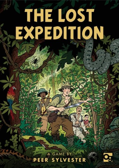 Cover The Lost Expedition