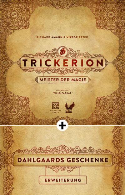 Trickerion: Meister der Magie (Bundle)