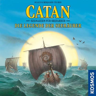 Catan: Die Legende der Seeräuber