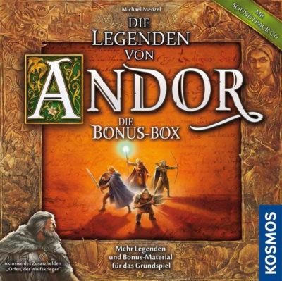 Die Legenden von Andor: Bonusbox