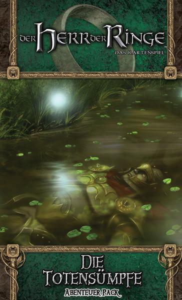 Herr der Ringe: Das Kartenspiel – Die Totensümpfe