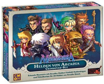 Masmorra: Helden von Arcadia